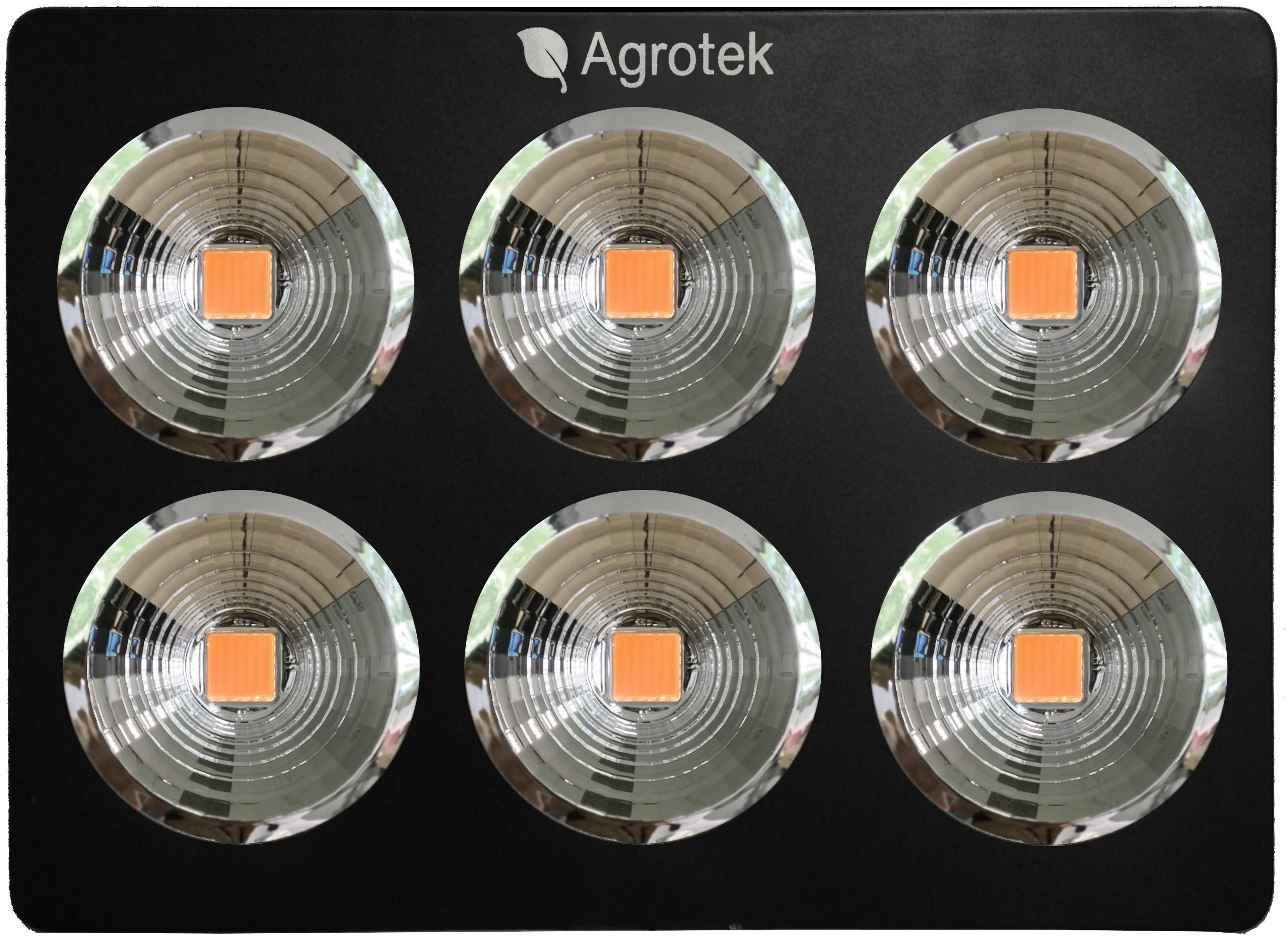 LED Horticole Agrotek 800 (HPS 1200W) Croisance + Floraison