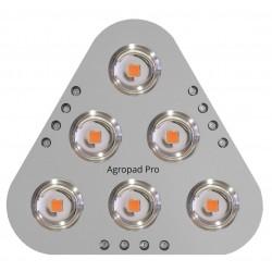Agropad 660 W LED Pflanzenlampe