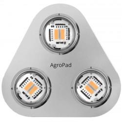 LED Horticole AgroPad WhiteRay™ 110cm*110cm Croissance + Floraison
