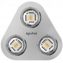 LED Horticole AgroPad 2021 WhiteRay™ 115cm*115cm Croissance + Floraison