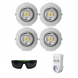 Pack LED Horticole prêt à l'emploi 2021 130*130cm