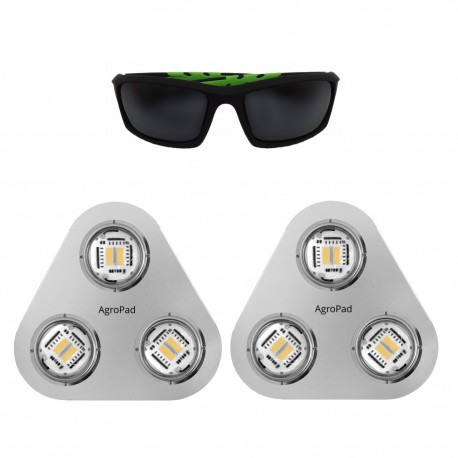 1300 W LED Pflanzenlampen PowerPack